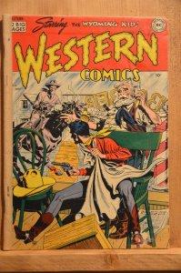 Western Comics #15 (1950) Scarce!