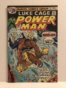 Power Man #31 Luke Cage