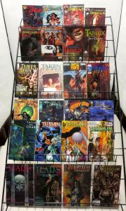 Halloween Horror  A5 SWB Mini-Library Stuffed! Over 150 Comics Gore Blood