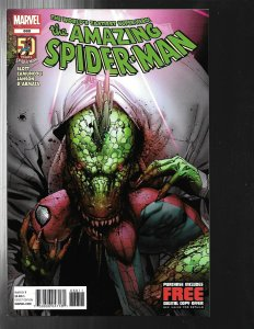 12 Comics Spiderman # 688 689 690 691 693 694 695 696 697 698 699 699.1 J449