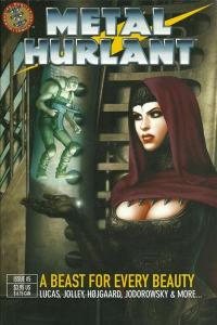 Metal Hurlant (2002 series) #5, VF+ (Stock photo)