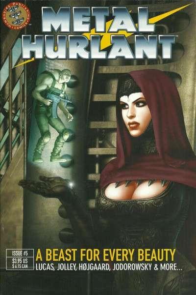 Metal Hurlant (2002 series) #5, VF+ (Stock photo)