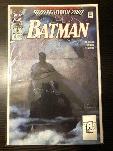 Batman Annual 15 Dc Comics 1991 VF