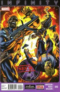 Secret Avengers (2nd Series) #10 VF/NM; Marvel | save on shipping - details insi