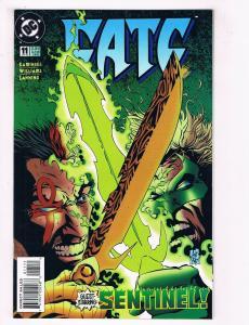 Fate #11 VF DC Comics Comic Book Kaminski Sentinel Sept 1995 DE38 AD11