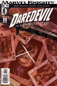 DAREDEVIL (1998 MARVEL) #30 NM- A75252
