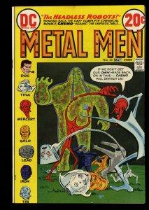 Metal Men #43 NM- 9.2