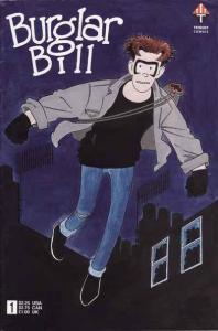 Burglar Bill #1, NM + (Stock photo)