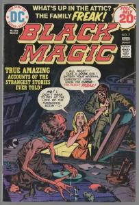 BLACK MAGIC (1973) 7 VG-F Jan. 1975