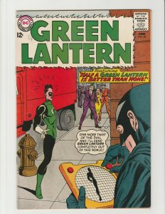 Green Lantern #29 (DC 1964) 1st Appearance of Black Hand High Grade VF/NM Clean!