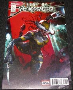 Edge of Venomverse #1 (2017)
