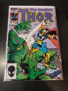 Thor #358 (1985) BETA RAY BILL