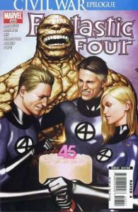 Fantastic Four (2003 series) #543, NM + (Stock photo)