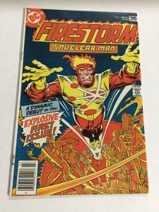 Firestorm 1 Fn/Vf Fine/Very Fine 7.0 DC Comics