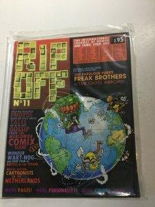 Rip Off 11 12 Vf Very Fine 8.0 Magazine