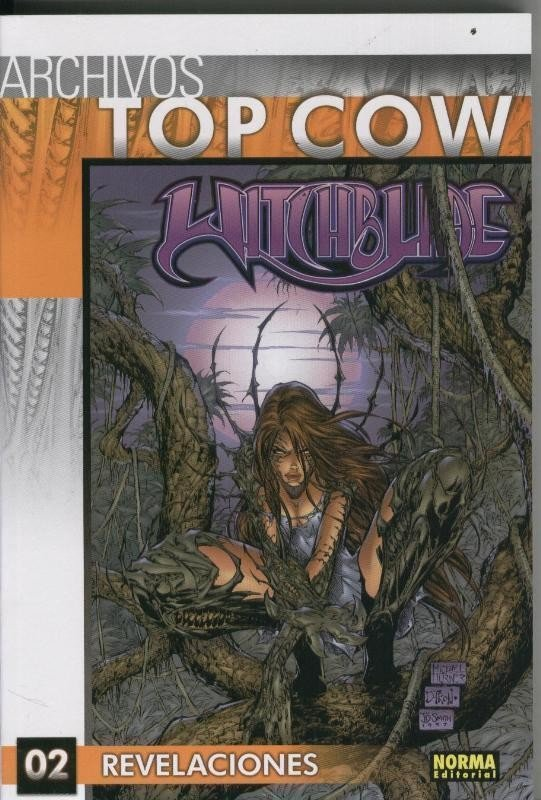 Archivos Top Cow numero 02: Witchblade