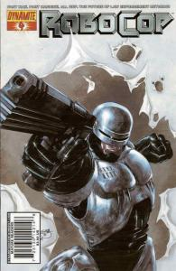 Robocop (Dynamite) #4A VF/NM; Dynamite | save on shipping - details inside
