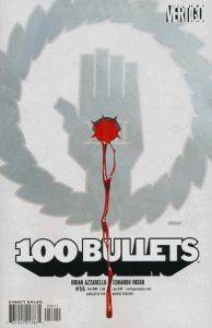 100 Bullets #56 VF/NM; DC/Vertigo | save on shipping - details inside