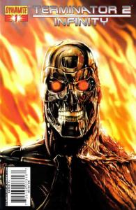 Terminator 2 Infinity #1B FN; Dynamite   save on shipping - details inside