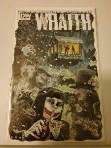 Wraith #4 (2014)