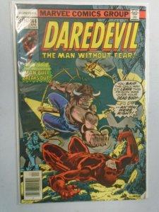 Daredevil #144 6.0 FN (1977 1st Series)