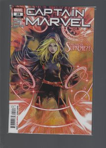 Captain Marvel #28