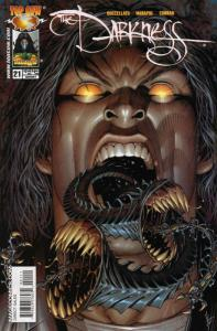 Darkness, The (Vol. 2) #21 VF/NM; Image | save on shipping - details inside