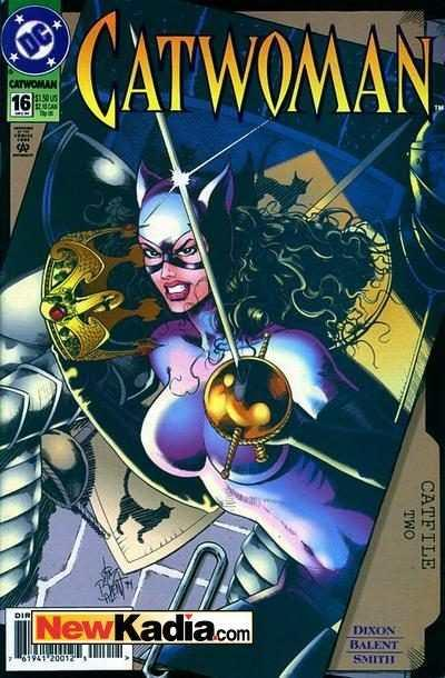 Catwoman (1993 series) #16, NM + (Stock photo)