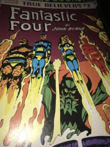 Marvel True Believers #1 Fantastic Four Mint