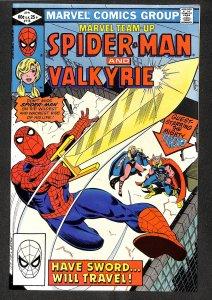 Marvel Team-Up #116 (1982)