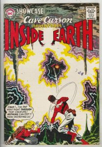Showcase # 52 Strict VF High-Grade Cave Carson Content Spelunking just in