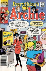 Everything's Archie #141 (Newsstand) VF; Archie | save on shipping - details ins