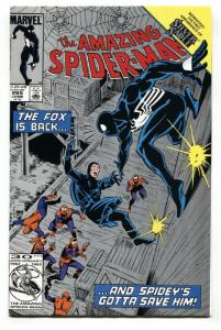 AMAZING SPIDER-MAN #265-second print 1985-MARVEL 1st appearance Silver Sable!