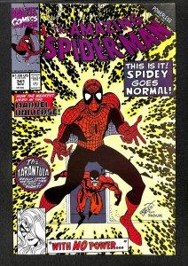 The Amazing Spider-Man #341 (1990)