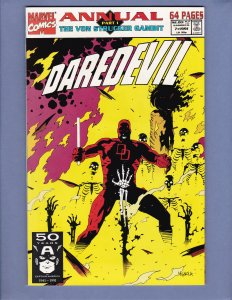 Daredevil Annual #7 FN Marvel 1991
