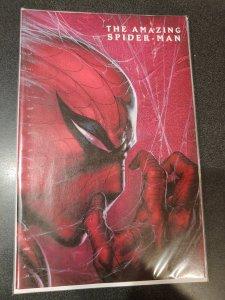 AMAZING SPIDER-MAN #800 LEG COMICXPOSURE DELLOTTO WRAP AROUND COVER