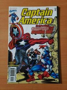Captain America #24 ~ NEAR MINT NM ~ 1999 Marvel Comics