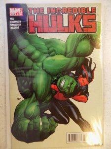 Incredible Hulks #629 (2011)