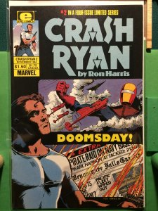 Crash Ryan #2 in a Four-Issue Limited Series
