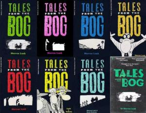 TALES FROM THE BOG (1995 ABERRATION) 1-7,1A Marcus Lusk COMICS BOOK