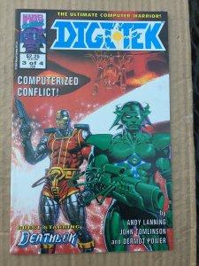 Digitek (UK) #3 (1993)