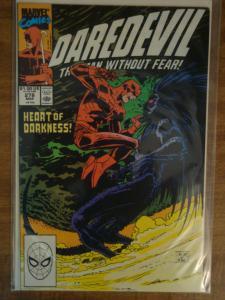Marvel Comics Daredevil #278 NM
