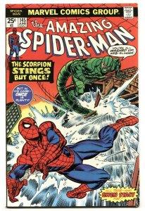 AMAZING SPIDER-MAN #145 - 1975-Bronze Age-Scorpion VF