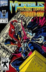 Marvel MORBIUS: THE LIVING VAMPIRE (1992 Series) #3 VF/NM