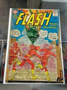 The Flash 144 GD 1st Man-Missile (May 1964)