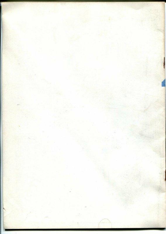 Eye #1 1965-Biljo White-1st issue-character history-excellent art-VF