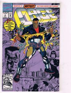 Lot Of 8 Cage Marvel Comic Books # 1 2 3 4 5 6 7 8 Super Heroes TW33