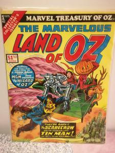 Marvel Treasury of Oz, #1. 1975