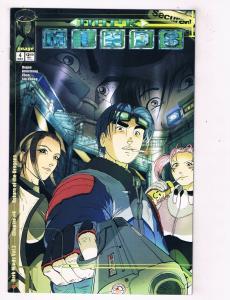 Darkminds (2000 2nd Series) #4 ImageComic Book Neon DragonsHH4 AD38