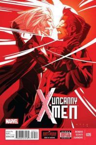 Uncanny X-Men (2013 series) #35, VF+ (Stock photo)